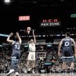 Aldridge destroza a los Wolves y eleva a los Spurs