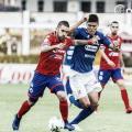 Deportivo Pasto perdió contra Once Caldas y aún no sabe ganar en la Liga Águila