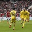 Ligue 1 - Il PSG mette le mani sul titolo: Nizza battuto di rimonta grazie a Di Maria e Dani Alves