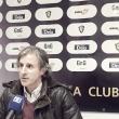 """Roberto Aguirre: """"El árbitro ha condicionado brutalmente el partido"""""""