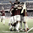 El Milan sigue dando caza a la Champions League