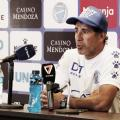 """Marcelo Gómez: """"Vamos a tener un buen funcionamiento ante Vélez"""""""