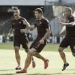 Colpo grosso Roma! Napoli superato con doppio Dzeko e Salah (1-3)
