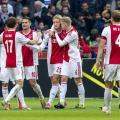 Eredivisie: l'Ajax approfitta del pari del PSV, successo importante per l'Excelsior