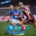 Serie A - Il Napoli sbatte contro il Torino: 0-0 al San Paolo