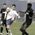 """Óscar Valentín sobre Iván Alejo, del Málaga CF: """"Ha sido un juego un poco sucio por su parte"""""""