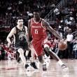 """Clint Capela exalta vitória dos Rockets sobre Warriors e alfineta rival: """"Somos melhores"""""""