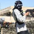 Francia ataca las posiciones de Estado Islámico en Siria