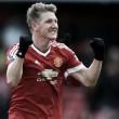 "Bastian Schweinsteiger ""feeling good"" after returning to full fitness"