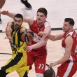 Turkish Airlines EuroLeague - Il Fenerbahce stravince contro Milano (89-70)