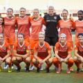 The Houston Dash will have a new coach when they convene training camp on March 4th.   Earchphoto