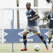 Lateral Edimar quer ver Cruzeiro encarar o Vitória com o mesmo nível da Copa do Brasil