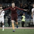 Dzeko marca pelo oitavo jogo consecutivo e ajuda Roma a bater Torino