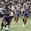 Bahia surpreende Corinthians e se distancia do Z-4 no Brasileirão