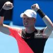 Australian Open 2018: Edmund comes through scorching Aussie heat to reach Fourth round