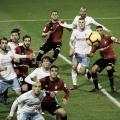 Imagen del partido de la primera vuelta en La Romareda / FOTO: Andrea Royo (VAVEL)
