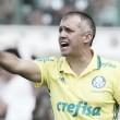 Eduardo Baptista elogia jovem Vitinho e destaca atuação do Palmeiras no segundo tempo