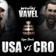 Copa Davis 2016. EEUU - Croacia: En busca de romper la maldición