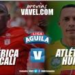 América vs. Huila: Da Silva quiere recomponer el camino de los 'rojos'