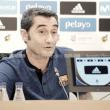 """Ernesto Valverde: """"Que Messi marque cuatro goles ya no es noticia"""""""