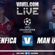 Benfica x Manchester United AO VIVO e em directo online na Champions League 2017 (0-0)
