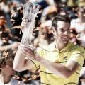 El estadounidense levantó su primer título de Masters 1000 en Miami. | Foto: El Universal.