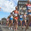 Alembekova se lleva el oro en la marcha corta