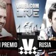 Nico Rosberg encabezará la parrilla de salida del GP de Rusia