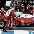 La Scuderia Ferrari, al acecho de Mercedes