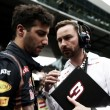 """Daniel Ricciardo: """"Me encantan los circuitos con curvas rápidas"""""""