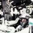 """Nico Rosberg: """"Estamos sorprendidos por estar tan adelante"""""""