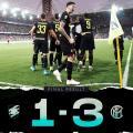 Serie A - L'Inter batte anche la Sampdoria e mantiene la testa del campionato (1-3)