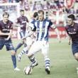 Ninguna victoria del Eibar en Anoeta