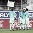 El Eibar no perfora al Barcelona en casa