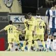 Villarreal – Eibar: puntuaciones del Villarreal, jornada 31 de la Liga BBVA