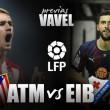 Atlético de Madrid - Eibar: más difícil todavía