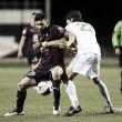 El Eibar vuelve sin victoria