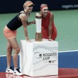 WTA Rogers Cup: Ekaterina Makarova and Elena Vesnina strolls to win the doubles title; triumphs in 62 minutes