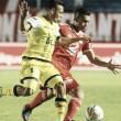 Los 'escarlatas' sueñan con los 'playoffs': vencieron 2-1 en condición de local a Alianza Petrolera