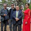 """José Coronado: """"Granada es el mejor sitio para poner el broche final a la serie"""""""