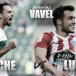 Previa Elche CF - CD Lugo: a mantenerse arriba