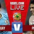 Resultado Uruguay - Perú en Eliminatorias 2016 (1-0)