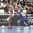 Resumen de la jornada 21 en la Primera División de la LNFS