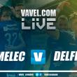 Emelec vs Delfín conservan su invicto y con ello el liderato del torneo(1-1)