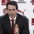 """Emery: """"No prometo que ganaremos, pero sí que trabajaremos duro, juntos y con emoción"""""""