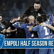 Empoli half season review: Azzurri exceeding expectations since Sarri departure