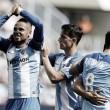 """En-Nesyri: """"Es una alegría marcar un gol en La Rosaleda"""""""