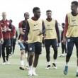 Cahill se ausenta del primer entrenamiento de Inglaterra