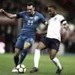 Inglaterra jugará con Suiza y Estados Unidos