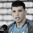 """Tiago Volpi: """"Tenemos una deuda con la aficion"""""""